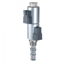 4 / 3 direct operated proportional directional valves with wet-pin DC voltage solenoids VEPS-10A-43