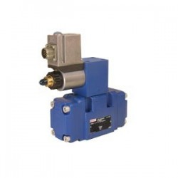 Pilot operated proportional pressure reducing valves without/with max pressure limitation, 3-way version 3DRE(M)-7X, 3DRE(M)E-7X