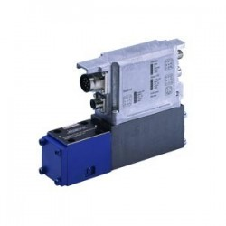 4 / 4 Direct operated directional control valves with integrated digital axis controller and field bus interface 4WRPNH../24C/P