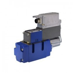 4/3 Pilot Operated Directional Control Valves with Electrical Position Feedback and Integrated Electronics (OBE) 4WRLE.E(W)