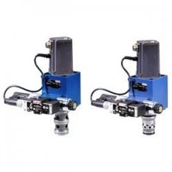 2- and 3-way high-response cartridge valves .WRCE…/P