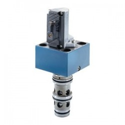 3 / 2 Pilot operated directional control valves with inductive position transducer 3WRCBH