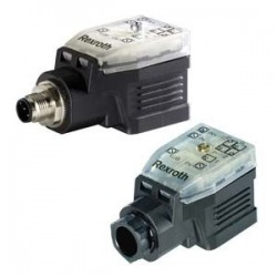 Valve amplifiers for proportional valves without electrical position feedback, Analog, Connector design VT-SSPA1-150-1X