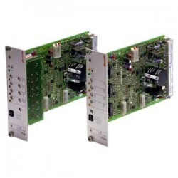 Analog Euro-card format valve amplifiers for proportional valves for adjusting the flow of axial piston pumps VT 5035-1X