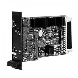 Analog Euro-card format Valve amplifiers for control valves VT-VRRA1-5...-2X/...K40-AGC, VT-VRRA1-5...-2X/...K60-AGC