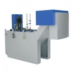Slotted screen separators Type SUK Filter systems