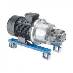 Motor / pump assemblies Type ABAPG-V7