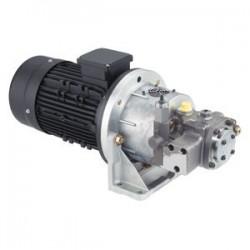 Motor / pump assemblies Type ABHPG-V7