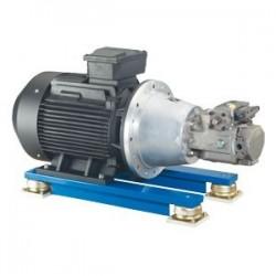 Motor / pump assemblies Type ABAPG-A4VSO