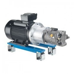 Motor / pump assemblies Type ABAPG-A10VSO...VS