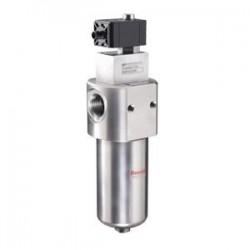 Stainless steel inline filters Type 40 EL, 100 EL, 450 EL