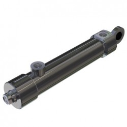Double Acting Industrial Cylinders Type DAM / DAX and DRA Series