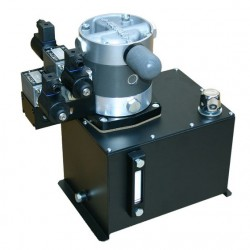 Heypac Reservoirs, Level Switches and Extended Suction Tube Kits