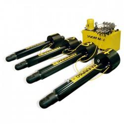 Enerpac SHS-Series SyncHoist load positioning hydraulic hoist