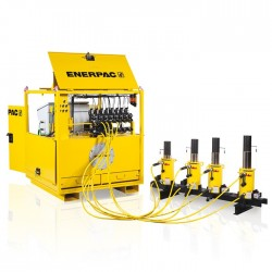Enerpac SLS-Series SyncLift synchronous lift systems