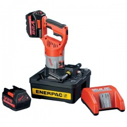 Enerpac BP-Series battery powered hydraulic pumps