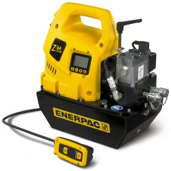 Enerpac ZU4-Series hydraulic portable electric pumps