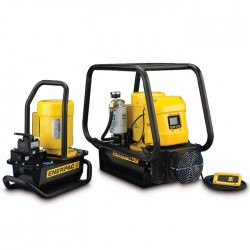Enerpac ZE-Series hydraulic pump options & accessories