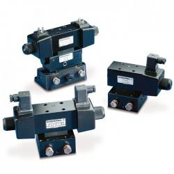 Enerpac VE-Series solenoid modular valves