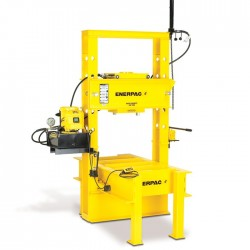 Enerpac BPR-Series Roll-Frame presses