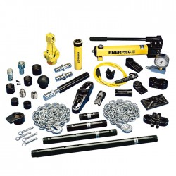 Enerpac MS-series, base, collar and plunger attachments