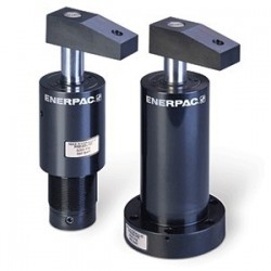 Enerpac MP-Series swing cylinders Collet-Lok® design
