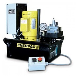 Enerpac ZW5-Series electric driven workholding pumps