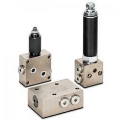 Enerpac 70 bar system valves