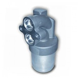 Hydac LPF...D A pressure filter for lateral flange mounting