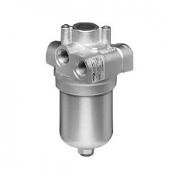 Hydac LPF Inline filter with integrated thermal bypass valve