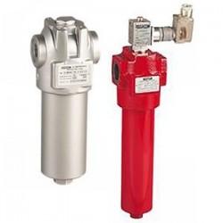 Hydac DFN /LFN Inline pressure filters to DIN 24550