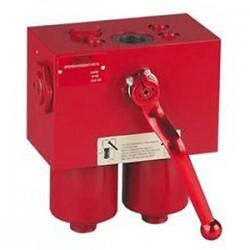 Hydac DFDK reversible pressure filters