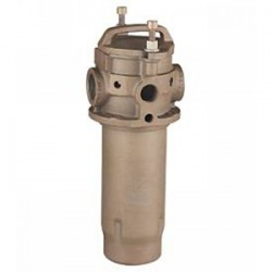 Hydac SFFR Suction filter with foot valve and magnetic core