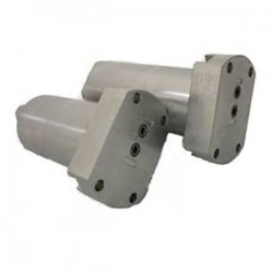 Hydac MPSSF...P Stainless steel high-pressure filter for panel mounting