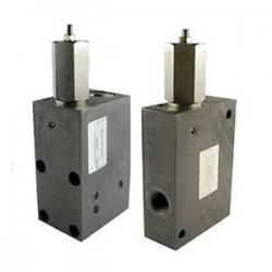 Hydac Accumulator Charging Valves Types DLHSD / DLHSR