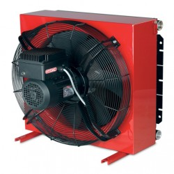 Hydac Oil / Air Cooler Units AC-LN MI Low Noise Series