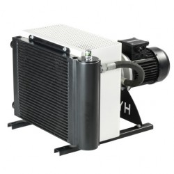 Hydac Oil / Air Cooler Units OSCA & OSCAF Low Noise Series