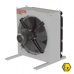 Hydac Oil / Air Cooler Units AC-LN / AC-LNH ATEX Series