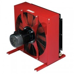 Hydac Oil / Air Cooler Units Standard Series OK-EL & OKA-EL / OKAF-EL Series for bypass flow cooling
