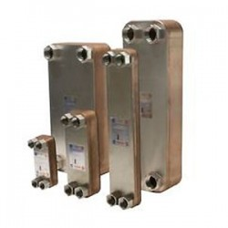 Hydac Brazed Plate Heat Exchangers