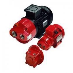 Hydac Feed Pumps Direct Drive Series Types FZP, MFZP, KFZP & MKFZP