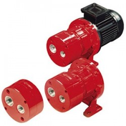 Hydac Feed Pumps Low-Noise Series Types VPB, VP & VPBM