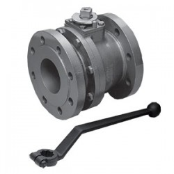 Hydac Flange Type 2-Way Ball Valve DN 65 - 300 Type KHMFF