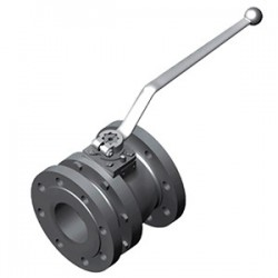 Hydac Flange Type 2-Way Ball Valve DN 65 - 125 Type KHMFF