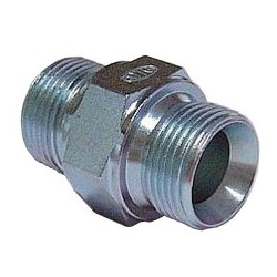 Hydraulic Male Male Adaptor Type HA-G