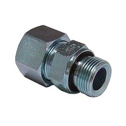 Hydraulic Male Stud Couplings Type GE-GE