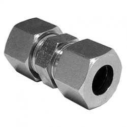 Hydraulic Straight Equal Tube to Tube Couplings Type G