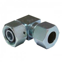 Hydraulic Swivel Elbow Couplings Type EW