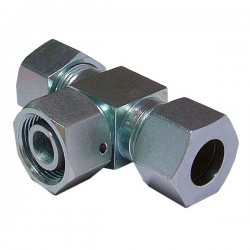 Hydraulic Adjustable Branch Tee Couplings Type ET