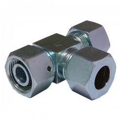 Hydraulic Adjustable Run Tee Couplings Type EL